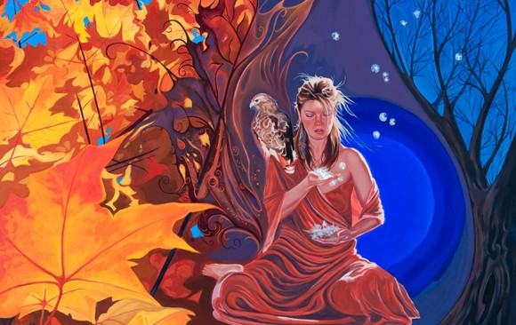 Prayers into the Wind, Autumn Equinox