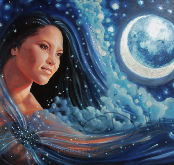 Ascent to the Moon - Mahina